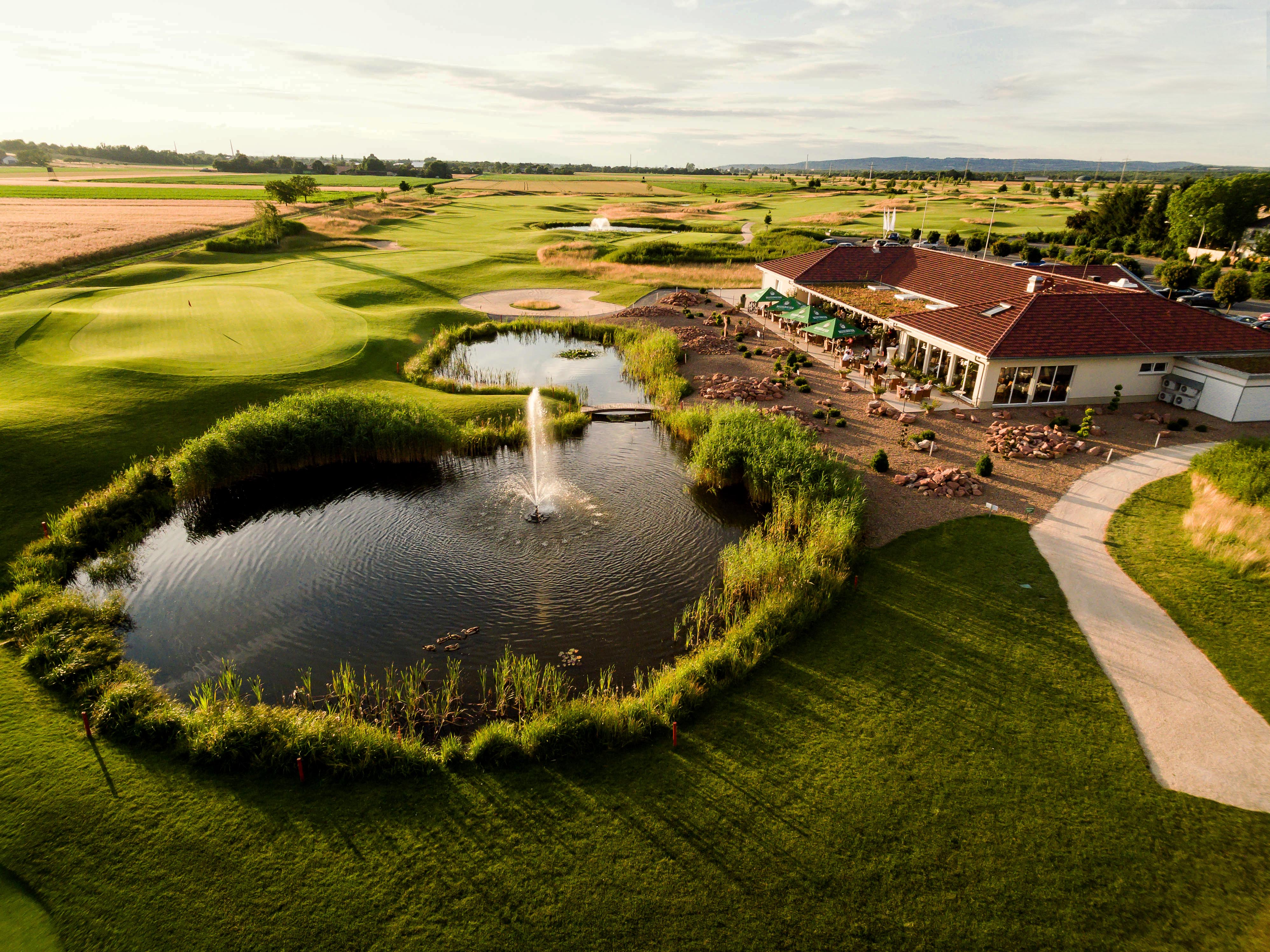 So haben Sie den Golfpark Rosenhof noch nicht gesehen!!!!